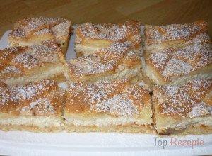 Zart, lecker und saftig: Sündhafter Gitterkuchen