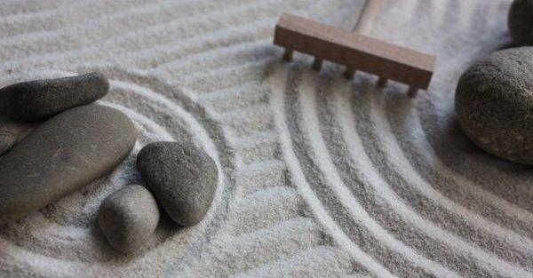 Erstellen Sie einen Miniatur-Zen-Garten: Entspannen Sie sich mit DIY