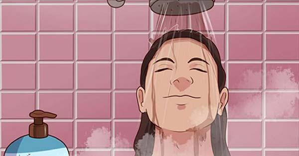 Die Dusche: Fehler, die man vermeiden sollte