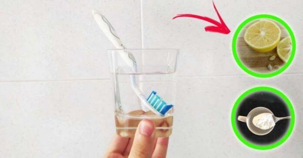 Zahnbürste reinigen: wie, wann und warum?