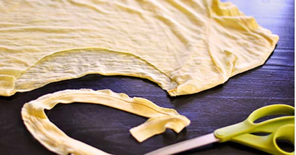 Abgenutzte Kleidung: 11 Möglichkeiten, ihnen ein zweites Leben zu geben